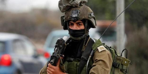 Terörist İsrail askerlerinden Gazze'ye destek gösterilerine müdahale: Yaralılar var