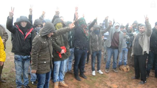 Terörist mezarında PKK propagandası 10 kişi gözaltında