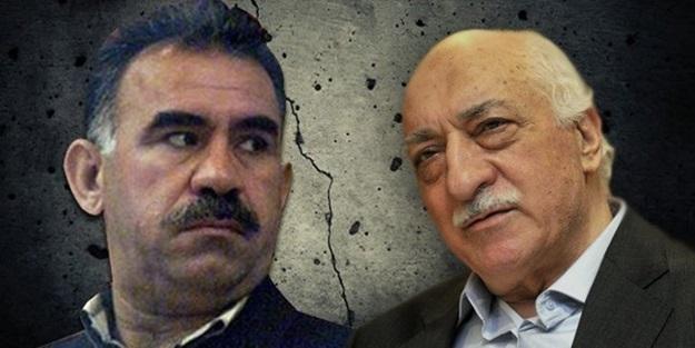 Teröristbaşı Gülen Abdullah Öcalan'a komşu oluyor