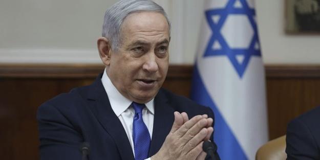 Teröristbaşı Netanyahu ağzındaki baklayı çıkardı! 'Bu fırsat kaçmaz'