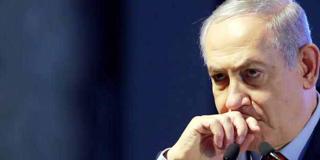 Teröristbaşı Netanyahu'ya bir şok daha!
