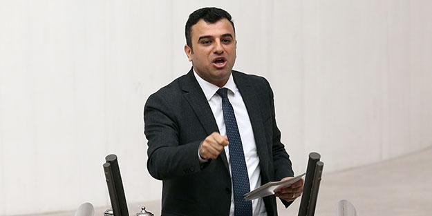 Teröristbaşı Öcalan'ın yeğeninden Meclis'te skandal sözler!