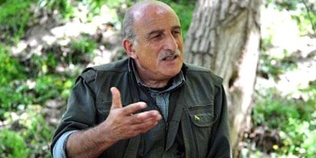 Teröristbaşından güldüren açıklama: Afrin'e karşılık orayı alacağız