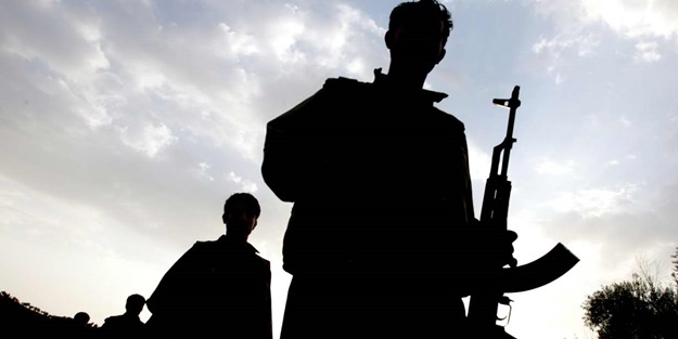 Teröristler belediye çalışanı çıktı