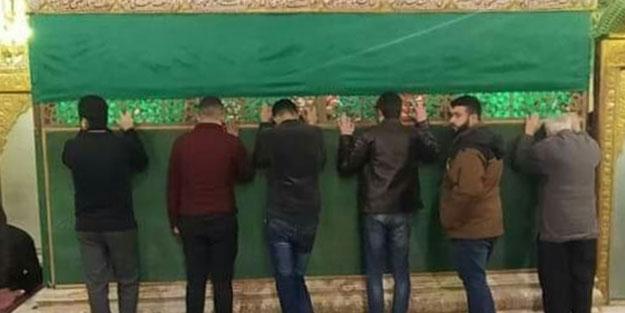 Teröristler camileri kapattı, Ezanı değiştirdi!