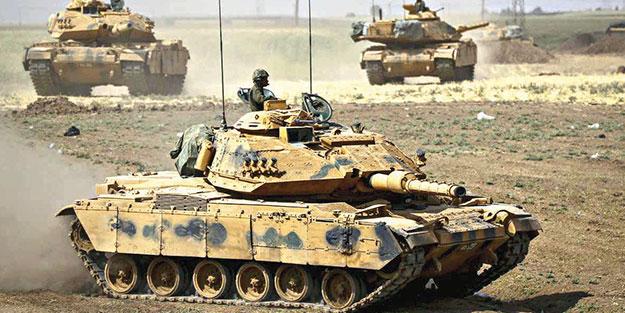 Teröristlerden temizlenen Tel Abyad'da ezan sesleri!