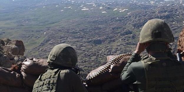 Teröristlerin inlerine girildi: 16 bin 650 terörist öldürüldü
