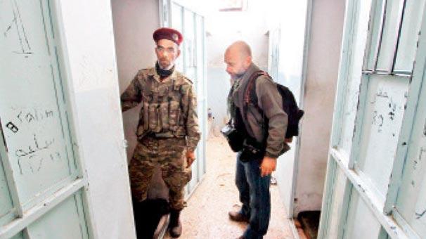 Teröristlerin işkence koğuşları deşifre oldu