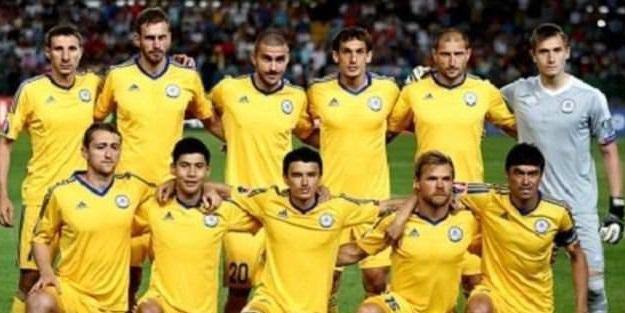 Teşekkürler Kazakistan!