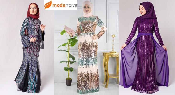 Tesettür giyim modasında vazgeçilemeyen modeller