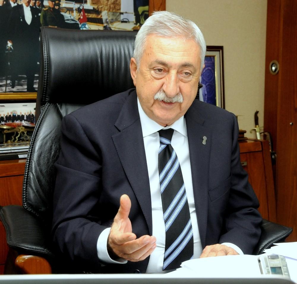 """TESK Genel Başkanı Palandöken: """"Esnafa dijital dönüşüm paketi hazırlanmalı"""""""