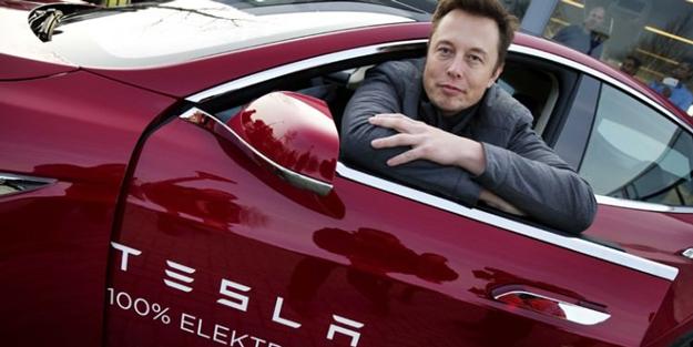 Elon Musk'ın Tesla'dan kazandığı para dudak uçuklattı!
