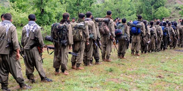 """Teslim olan PKK'lı itiraf etti! """"Erzak bile bulamıyorlar"""""""