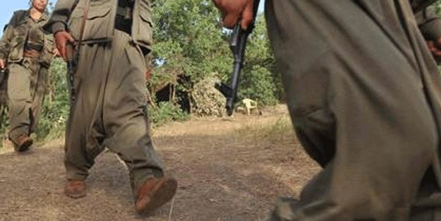 Teslim olan PKK'lıdan HDP itirafı