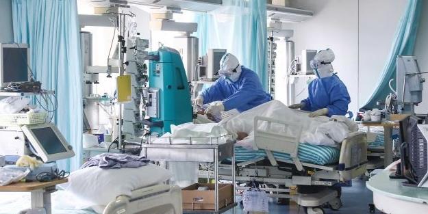 Testi pozitif çıktığı halde hastanede tedavi etmemişler! Acı haber geldi: 123 Türk hayatını kaybetti