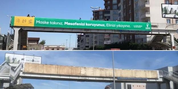 Tevfik Göksu: İBB afişlerimizi söktü