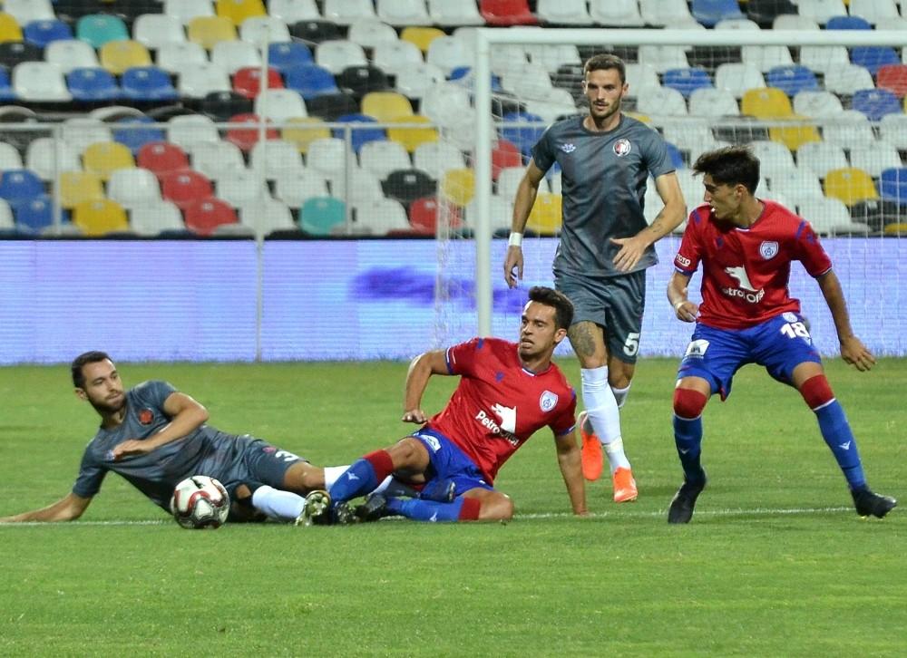 TFF 1. Lig: Altınordu: 1 - Fatih Karagümrük: 2