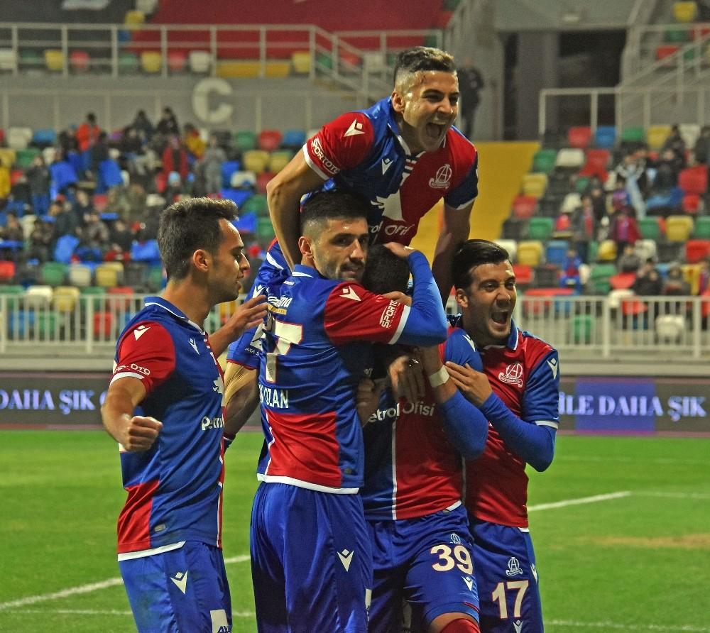 TFF 1. Lig: Altınordu: 1 - Menemenspor: 0