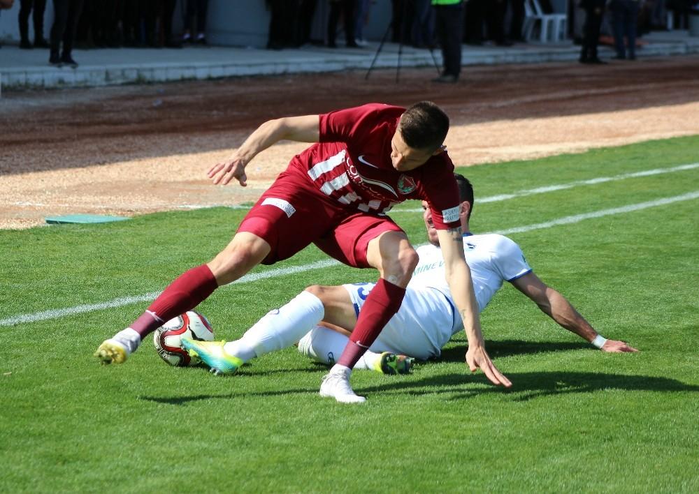 TFF 1. Lig: Hatayspor: 0 - BB Erzurumspor: 0