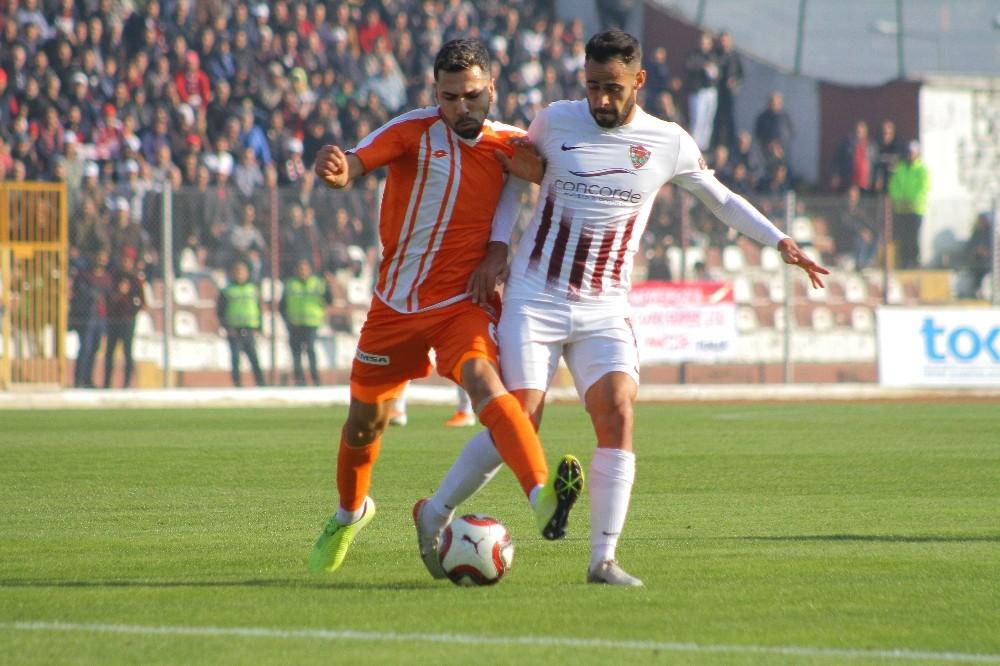 TFF 1. Lig: Hatayspor: 1 - Adanaspor: 0