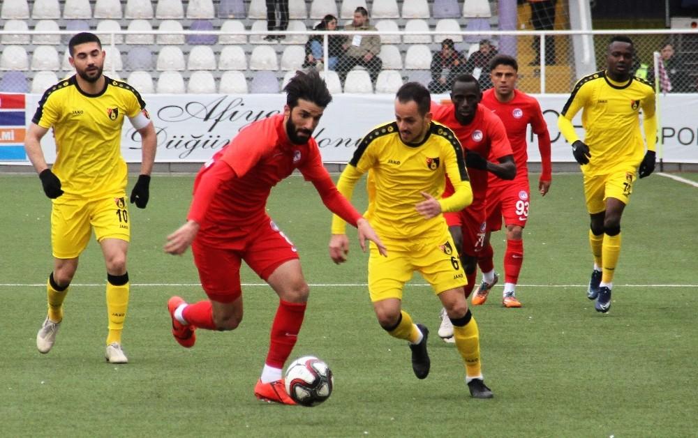 TFF 1. Lig: Keçiörengücü: 0 - İstanbulspor: 0