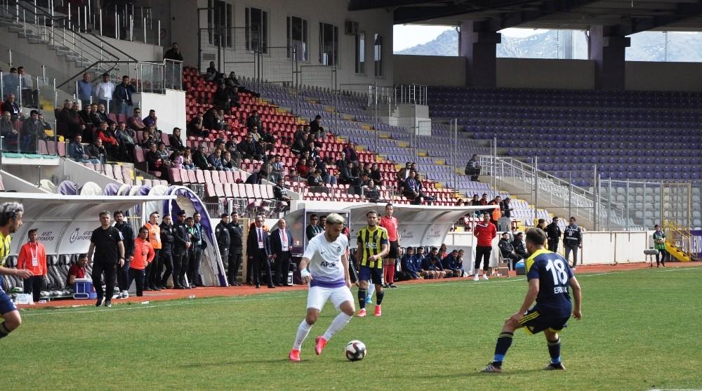 TFF 2. Lig: AFJET Afyonspor: 2 - Tarsus İdman Yurdu: 3