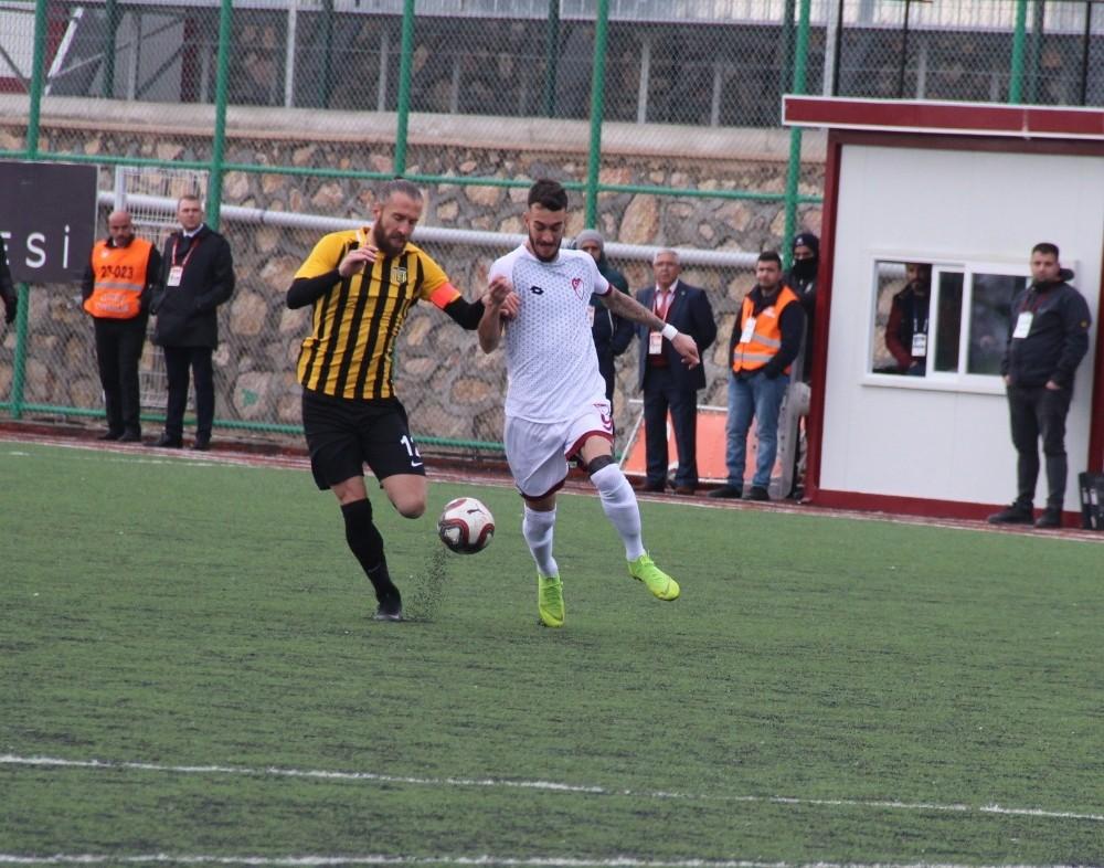 TFF 2. Lig: Elazığspor: 0 - Bayburt Özel İdarespor: 0