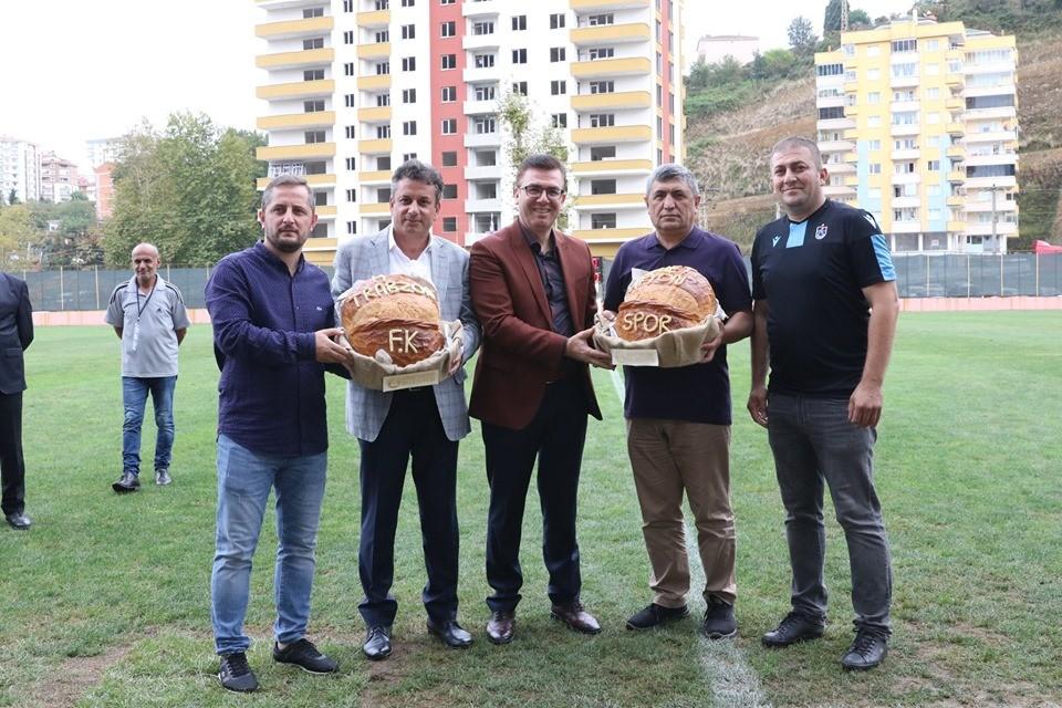 TFF 2. Lig: Hekimoğlu Trabzon FK: 2- Afjet Afyonspor: 2