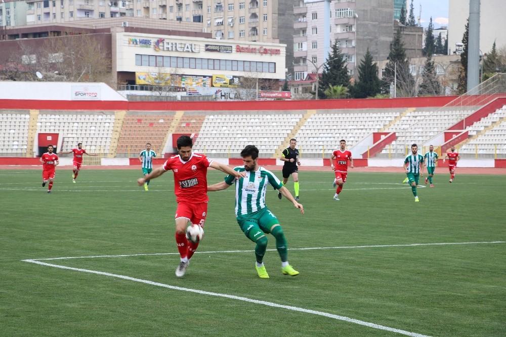 TFF 2. Lig: Kahramanmaraşspor: 0 - Kırşehir Belediyespor: 1