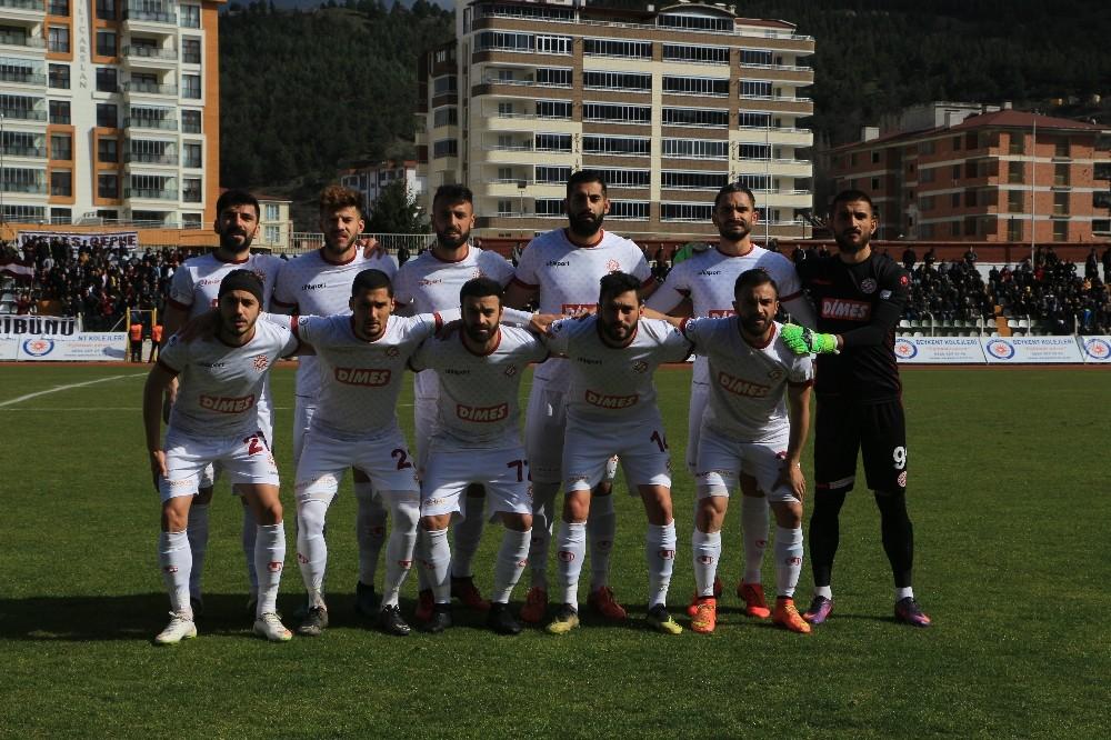 TFF 2. Lig: Tokatspor: 2 - BAK Spor Kulübü: 1