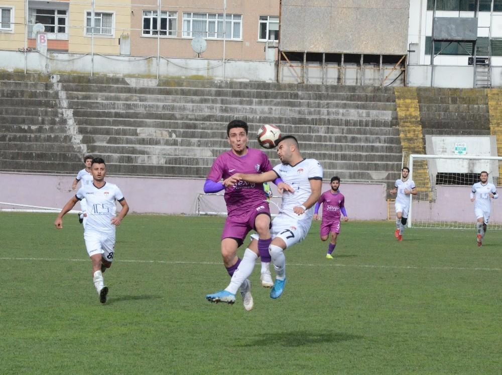 TFF 3. Lig: 52 Orduspor Futbol Kulübü: 3 - Manisaspor: 1