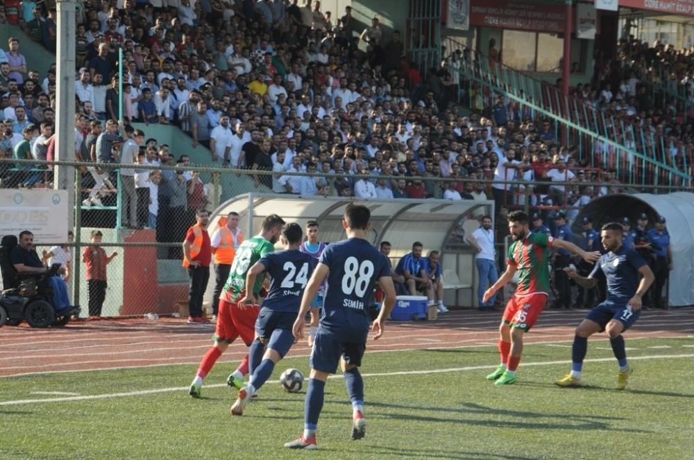 TFF 3. Lig: Cizre Spor: 1 - Kemer Spor 2003: 0