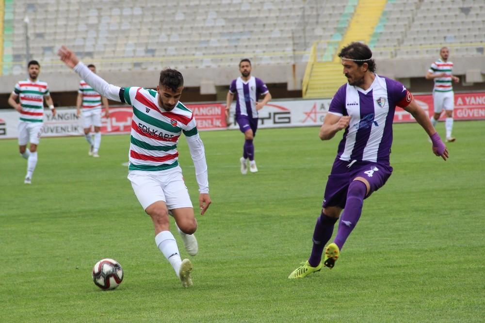 TFF 3. Lig: Karşıyaka: 1 - Yeni Orduspor: 0