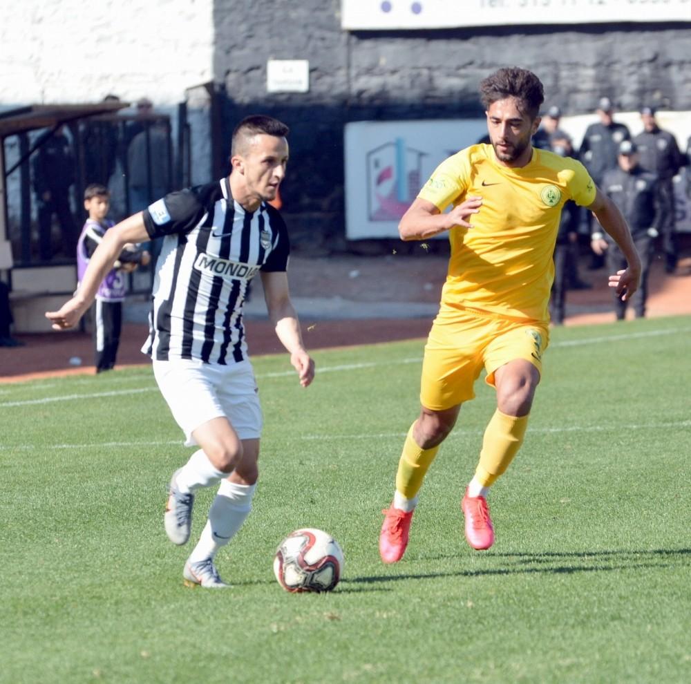 TFF 3 Lig Nazilli Belediyespor 7 Dar U0131ca Gen U00e7lerbirli U011fi
