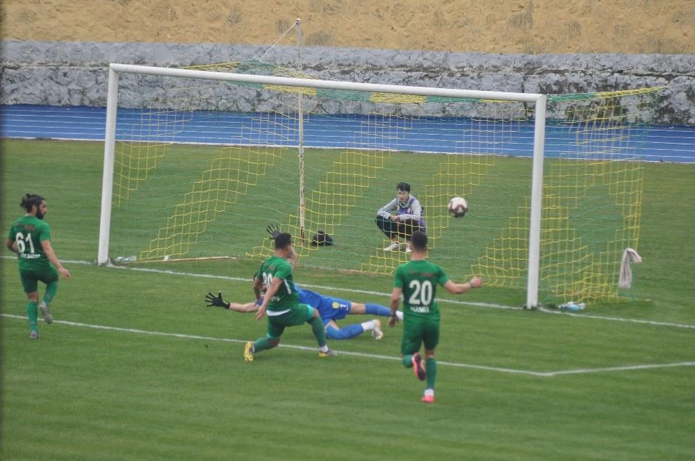TFF 3. Lig: Osmaniyespor FK: 0 - Yozgatspor 1959 FK: 0