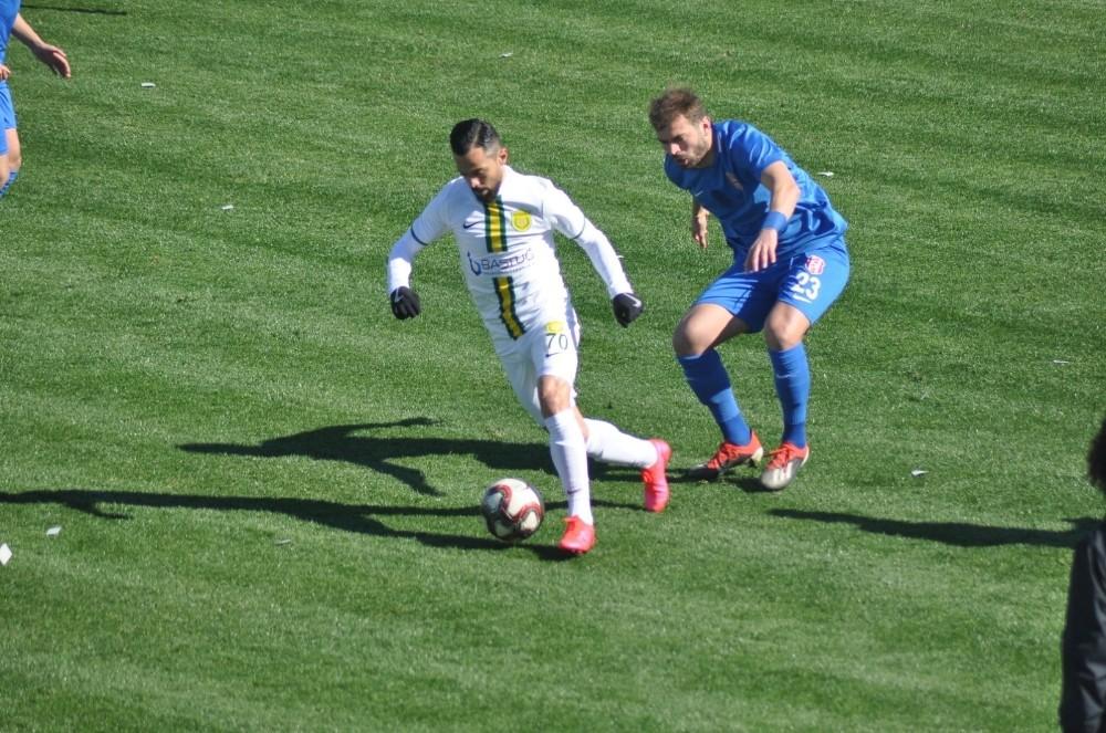 TFF 3. Lig: Osmaniyespor FK: 2 - Halide Edip Adıvar: 2
