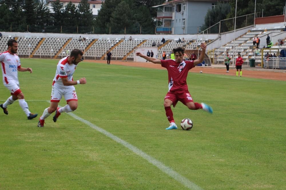 TFF 3. Lig: Tokatspor: 1 - Kızılcabölükspor: 2