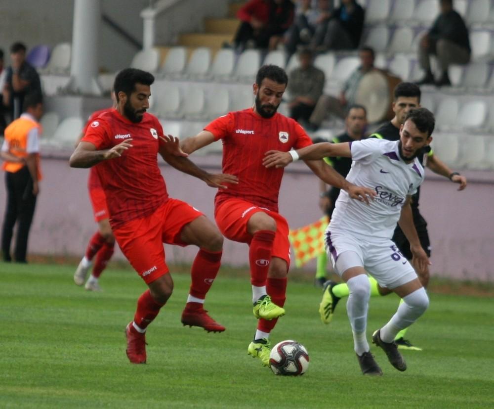 TFF 3. Lig: Yeni Orduspor: 1 - Çatalcaspor: 3