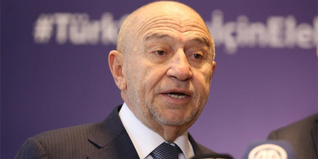 TFF Başkanı Nihat Özdemir: Üzüntüyle takip ettik