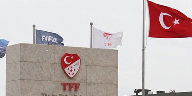 TFF duyurdu! Süper Lig'de değişiklik