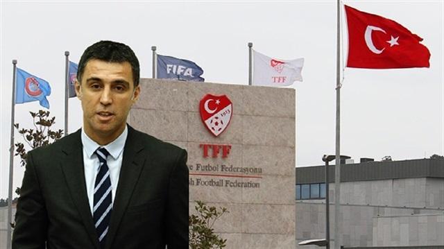 TFF, FETÖ'cü Hakan Şükür'ü sildi