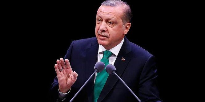 Cumhurbaşkanı Erdoğan: Geçmişi yok sayarak geleceğe yürünemez