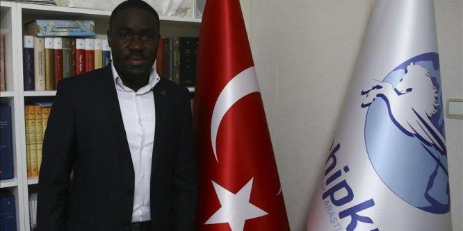 Afrikalı öğrenciler ülkeleriyle Türkiye arasında köprü kurmak istiyor