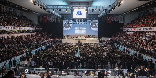 AK Parti MKYK listesine 19 yeni isim girdi