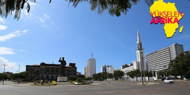 Portekizli sömürgecilerin beton şehri: Maputo!