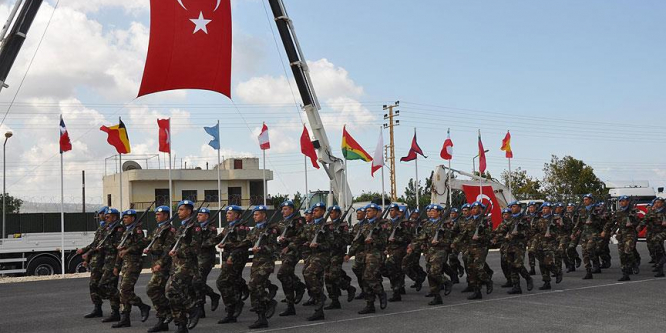Türk askerinin UNIFIL'deki görev süresi uzatıldı