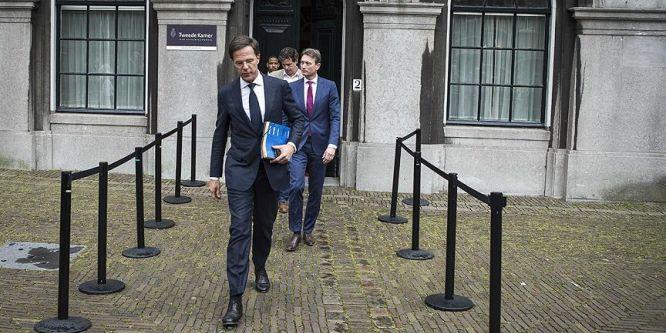 Hollanda'da koalisyon görüşmeleri tıkandı