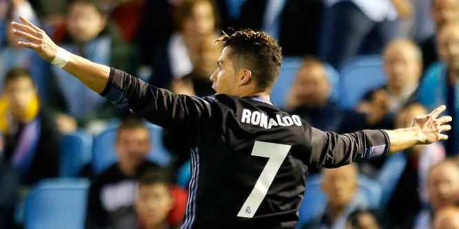 Ronaldo Real Madrid'i zirveye taşıdı