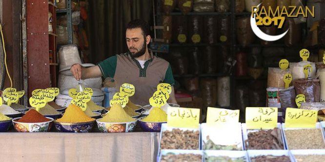 Abluka altındaki Doğu Guta'da ramazana hazırlık