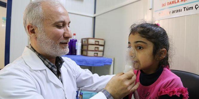 Suriyeli doktorlara 'özel' çalışma izni verilecek